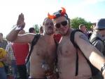 Druhý fotoreport z Loveparade v Duisburgu - fotografie 154