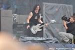Fotoreportáž z festivalu Sonisphere - fotografie 61