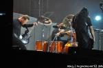 Fotoreportáž z festivalu Sonisphere - fotografie 176