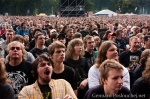 Druhý fotoreport z festivalu Sonisphere - fotografie 1