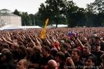 Druhý fotoreport z festivalu Sonisphere - fotografie 5