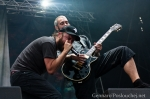 Druhý fotoreport z festivalu Sonisphere - fotografie 33