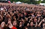 Druhý fotoreport z festivalu Sonisphere - fotografie 36