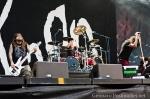 Druhý fotoreport z festivalu Sonisphere - fotografie 61