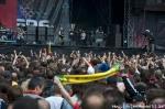 Fotoreport z festivalu Sonisphere - fotografie 122