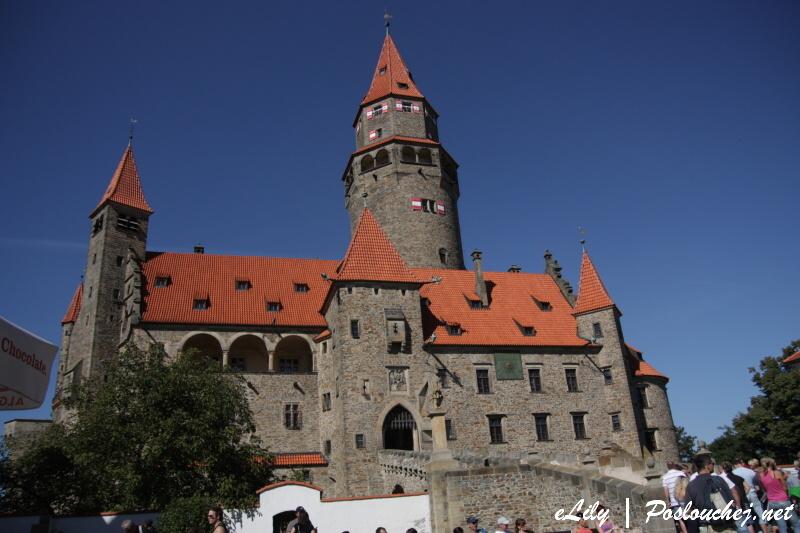 Moravské Hrady Bouzov
