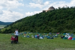 Fotky z Českých hradů na Točníku - fotografie 1