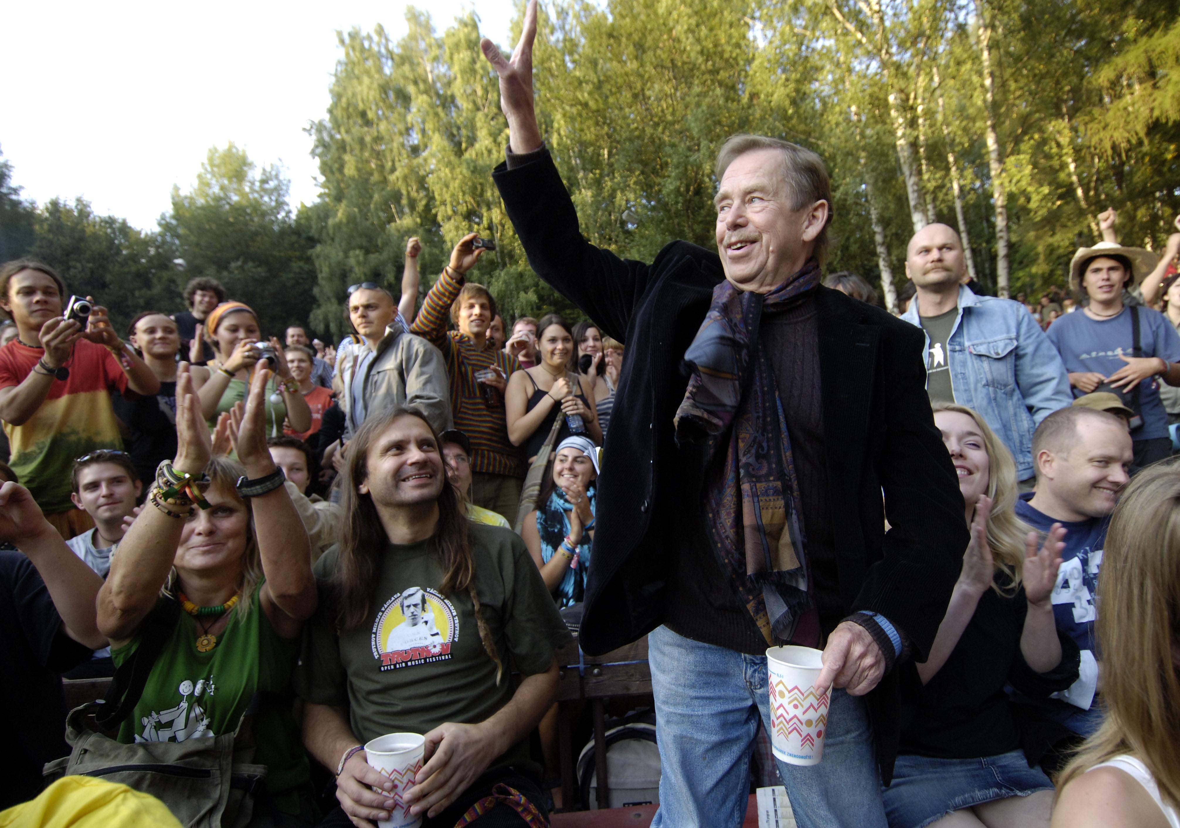 Vaclav Havel - Trutnoff
