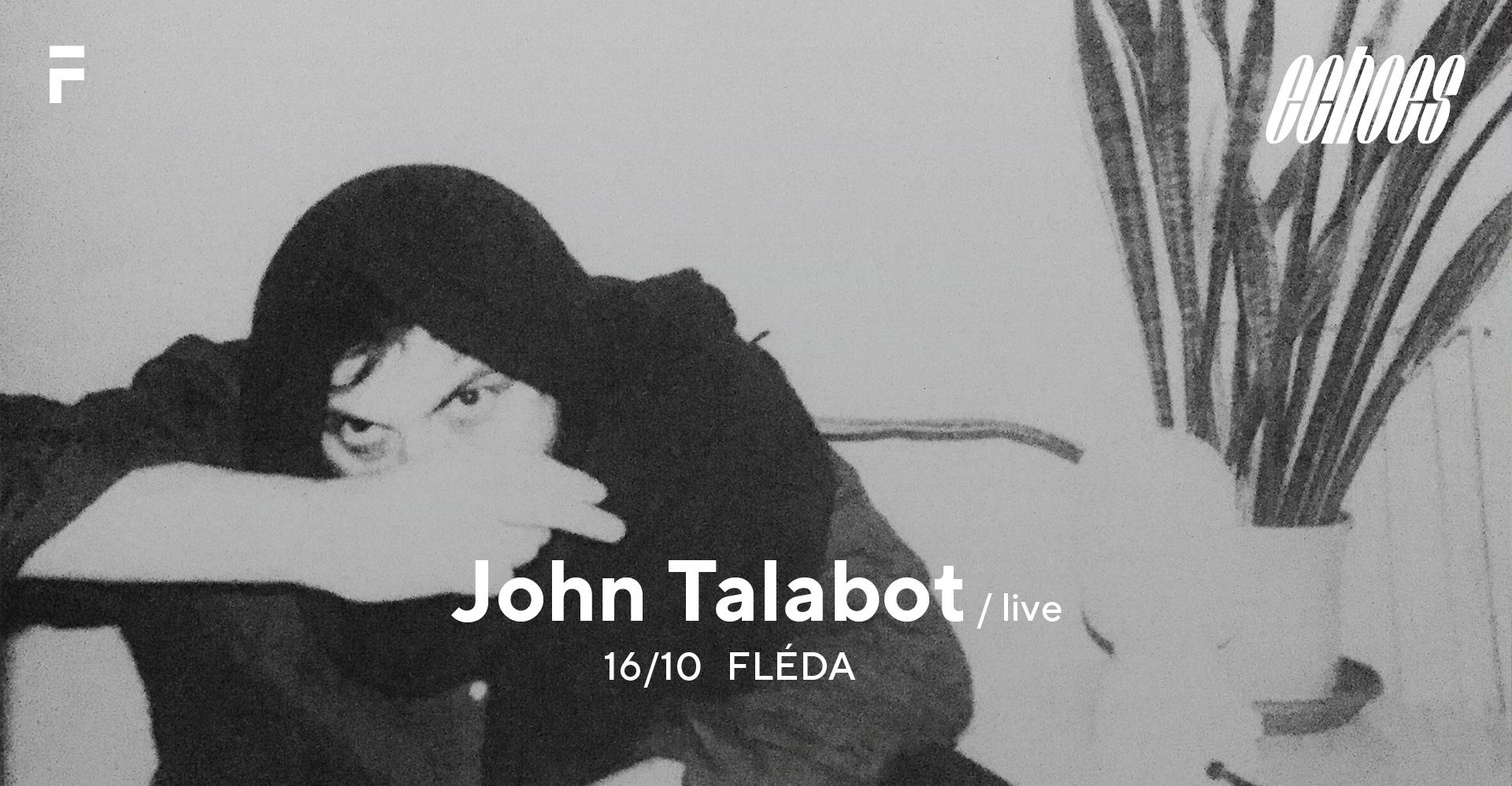 John Talabot Fleda
