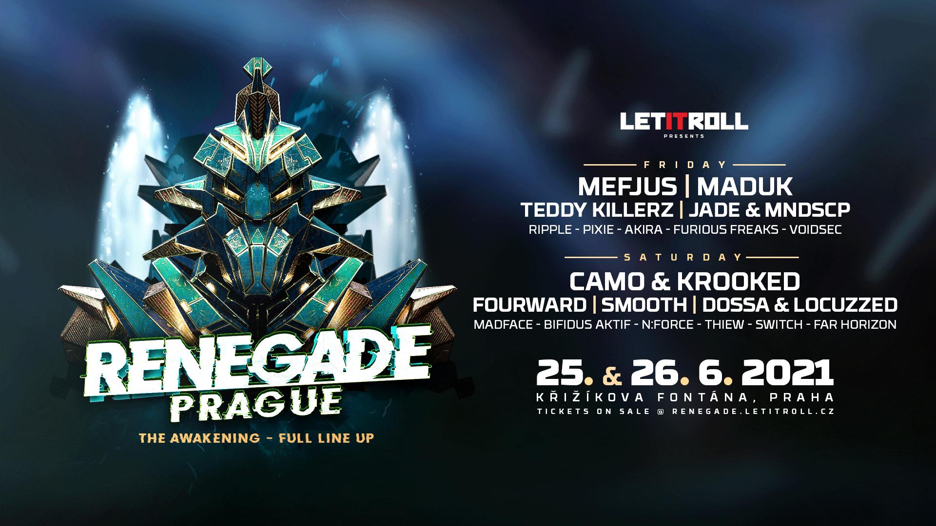 Let it Roll Renegade