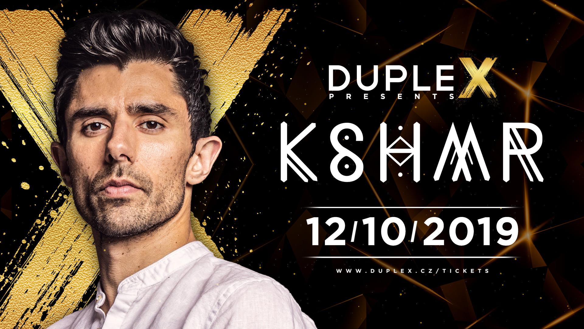 KSHMR hostem říjnové Duplex Presents
