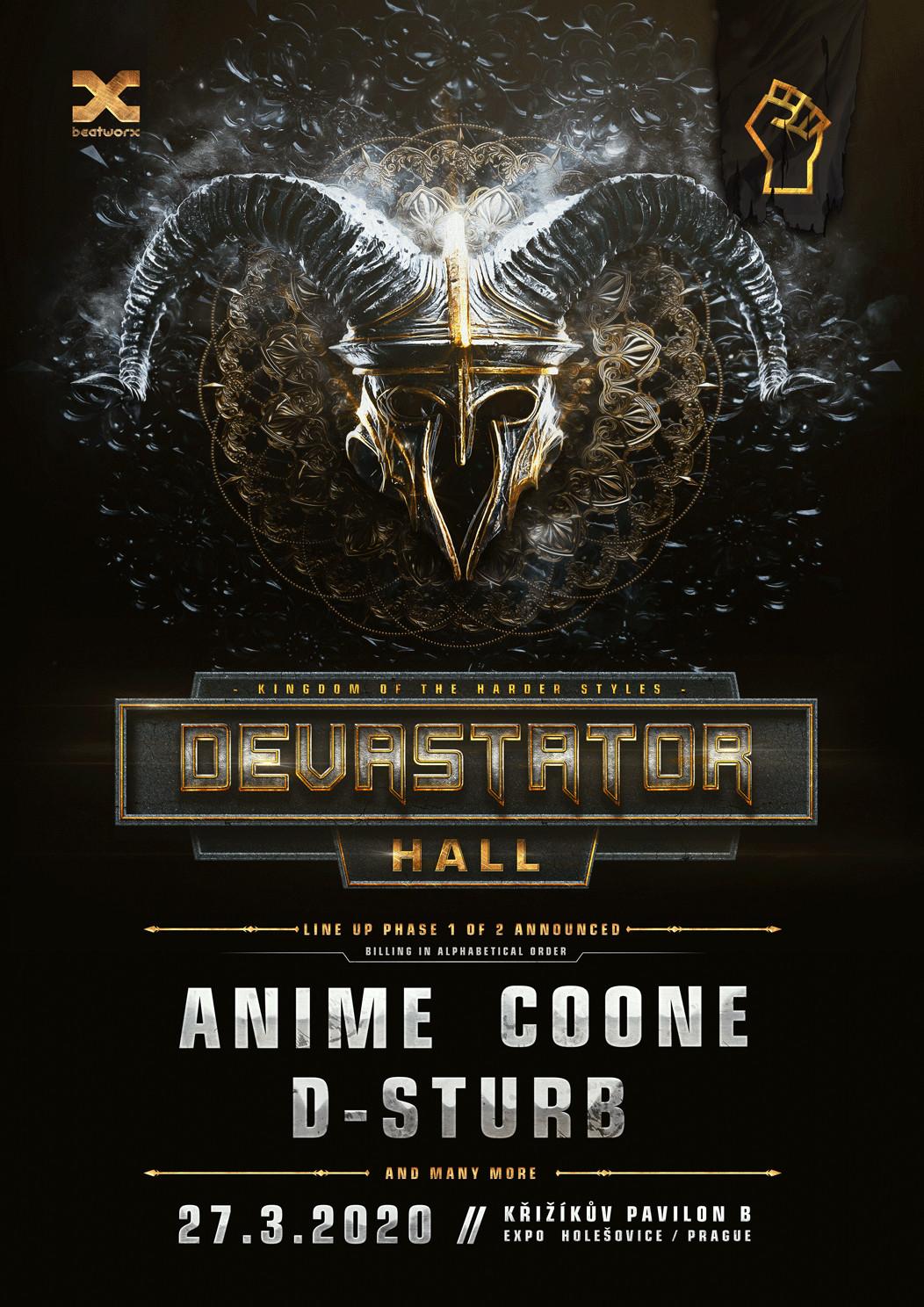 Devastator Hall