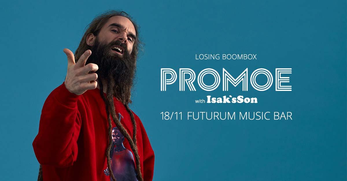 Promoe z Looptroop Rockers