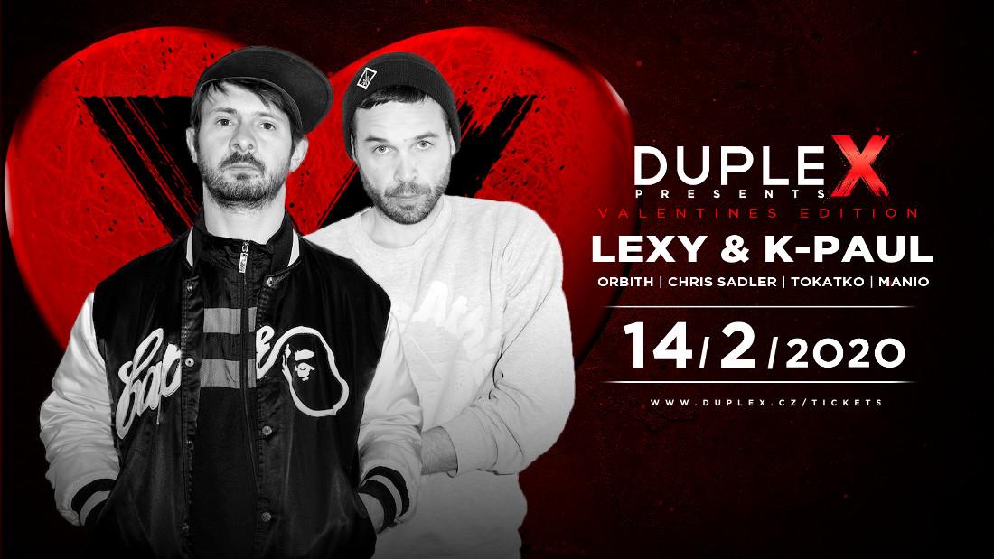 DupleX Presents Lexy & K-Paul