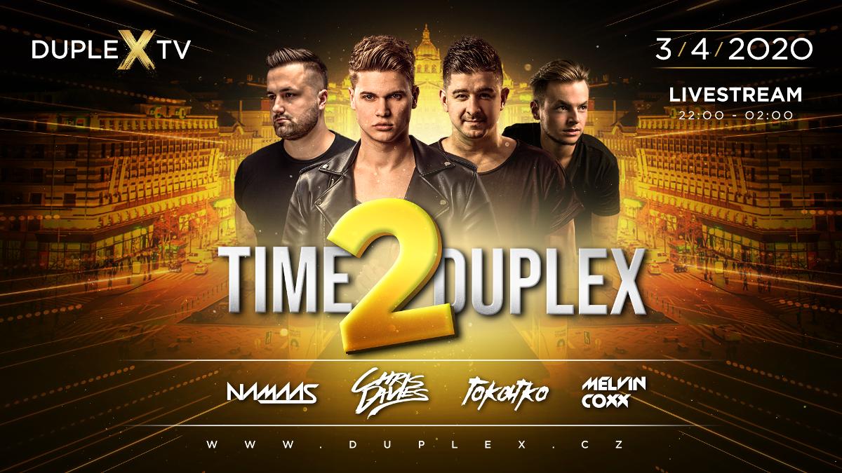 Time ě Duplex