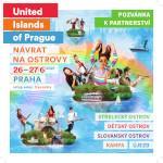 Plujeme zpět na ostrovy hlásí festival United Islands