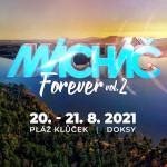 Mácháč se přesouvá na 2022 a letos proběhne festival Mácháč Forever