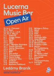 LUCERNA MUSIC BAR – OPEN AIR